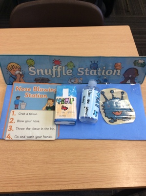 Snuffle Station